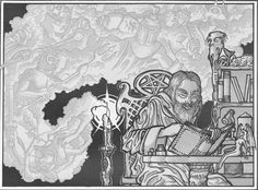 D&D Dungeon Master by Erol Otus