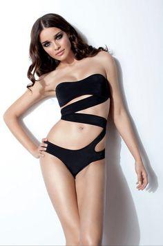 Daring erotic swimsuit womens