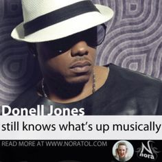 Donell Jones has a new single out.