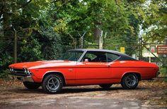 6373fb21da7 Mejores 44 imágenes de Chevy Chevelle  69 SS en Pinterest
