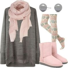 Lazy day attire