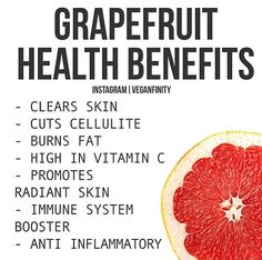 Grapfruit delicious with this weather!