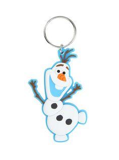 Disney Frozen Olaf PVC Key Chain | Hot Topic