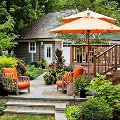 Inspirational Patios & Porches