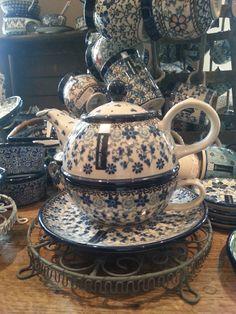 I love Boleslawiec Polish Pottery!