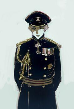 hetalia: militaria, aniskywolf: this is very intimidating let me...