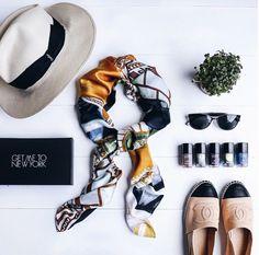 flat lay + styling | Julie de la Playa