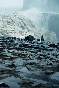 Iceland - Dettifoss by dario lorenzetti, via Flickr