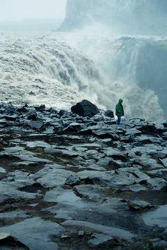 Iceland - Dettifoss by Dario Lorenzetti
