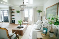 fixer upper midcentury asian ranch goes french country. Black Bedroom Furniture Sets. Home Design Ideas