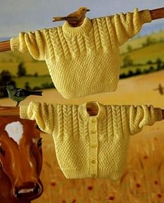 Sirdar Baby Knitting - Page 2
