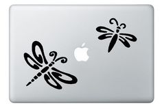 FALL SALE  Mac Decal   Dragonfly Macbook Vinyl by discountdecal, $6.99