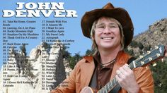 John Denver Greatest Hits | Best Songs Of John Denver - YouTube