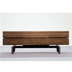 Giorgetti Time Sideboard - Style # T1-T3, Contemporary storage cabinets and modern sideboards at SWITCHMODERN.com