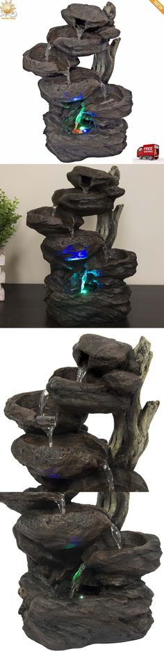 Indoor fountains 20569 wall water fountain indoor table tabletop indoor fountains 20569 wall water fountain indoor table tabletop waterfall home decor rock relaxation buy it now only 17595 on ebay workwithnaturefo