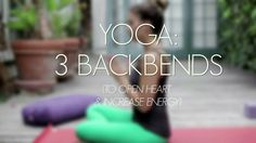 Yoga, 3 Backbends