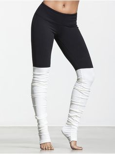 Goddess Ribbed Legging