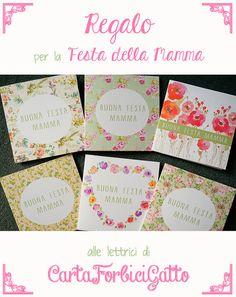 Regalo Festa della Mamma - Mother's Day Giveaway