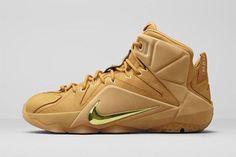 "Nike >""Wheat"" EXT LeBron 12"