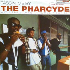 Music Album Covers, Music Albums, The Pharcyde, Rap Playlist, Hip Hop Classics, Acid Jazz, New Poster, Music Is Life, Photo Book