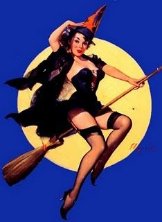 pin up witch!!!