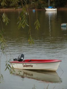 Boat drift by yanuWritter.deviantart.com on @DeviantArt