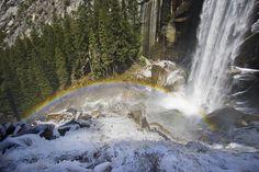 Parco nazionale di Yosemite, Stati Uniti.