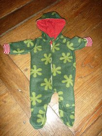 8d019fb188 FREE  Pattern for baby suit in sizes 50 - 80 (NB to 12-