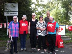 Christian Aid sponsored walk