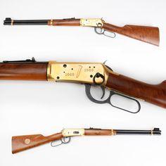 Winchester 1894 golden spike
