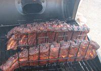 How To Smoke Pork Ribs - Walk Through, BBQ Tips, Perfect Pork Ribs | Double Danger