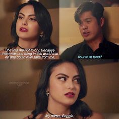 "1,989 Likes, 56 Comments - Riverdale (@itsveronicalodge) on Instagram: ""Loved this entire scene - Reggie or Kevin?"""