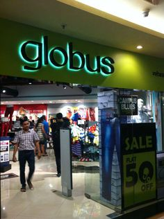 Globus at crazy sale