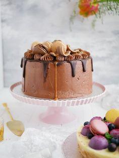 Choklad- & kolatårta   My Kitchen Stories
