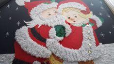 Boradado-10 Christmas Ornaments, Holiday Decor, Home Decor, Scrappy Quilts, Embroidery For Beginners, Blue Prints, Manualidades, Decoration Home, Room Decor