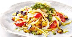 This vibrant vegetarian pasta is ready in just 40 minutes.