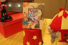 Circus / Carnival Birthday Party Ideas | Photo 4 of 38 | Catch My Party