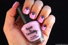 pink nail art » Nail Designs & Nail Art