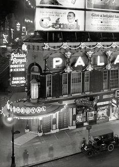New York, ca. 1920s.