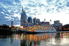 Nashville, TN on the list of where I am going!