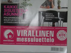 NEWS&Trends....HOME&Decorate.  HOUSING TRADE FAIR 2015 Vantaa. I Buy&Check. SHOPS.  Deko.fi