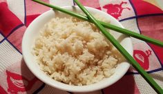 Pressure Cooker Thai Triple Coconut Rice