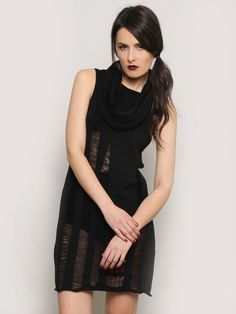 Black Moon Mini Dress - Gypsy Warrior