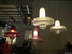 Светильники Lasvit на EuroLuce - i saloni milano