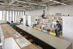 Galería de Oficina en Osaka Nikken Space Design / Nikken Space Design - 12