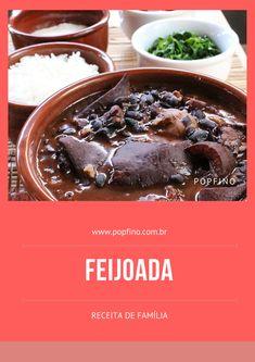 Beef, Food, Feijoada Recipe, Family Recipes, Ideas, Meat, Essen, Meals, Yemek