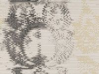 Papiro Wallcovering Anthracite | Iroko Wallcoverings | Embossed Vinyl Wallcovering | Black Edition | Designer Fabrics & Wallcoverings, Upholstery Fabrics
