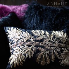 beautiful throw pillows to make your couch pop!