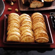 Roasted Winter Squash and Onion Turnovers | The filling for these turnovers also makes a terrific side dish on its own.
