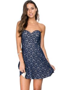 Rosetta Dress by Elle Zeitoune